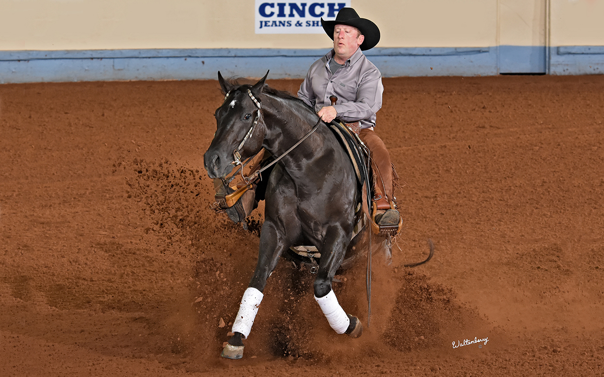Spencer Sterling NRHA Futurity 2019